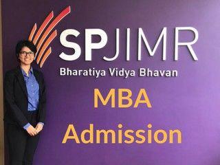 SPJIMR MBA Admission 2019