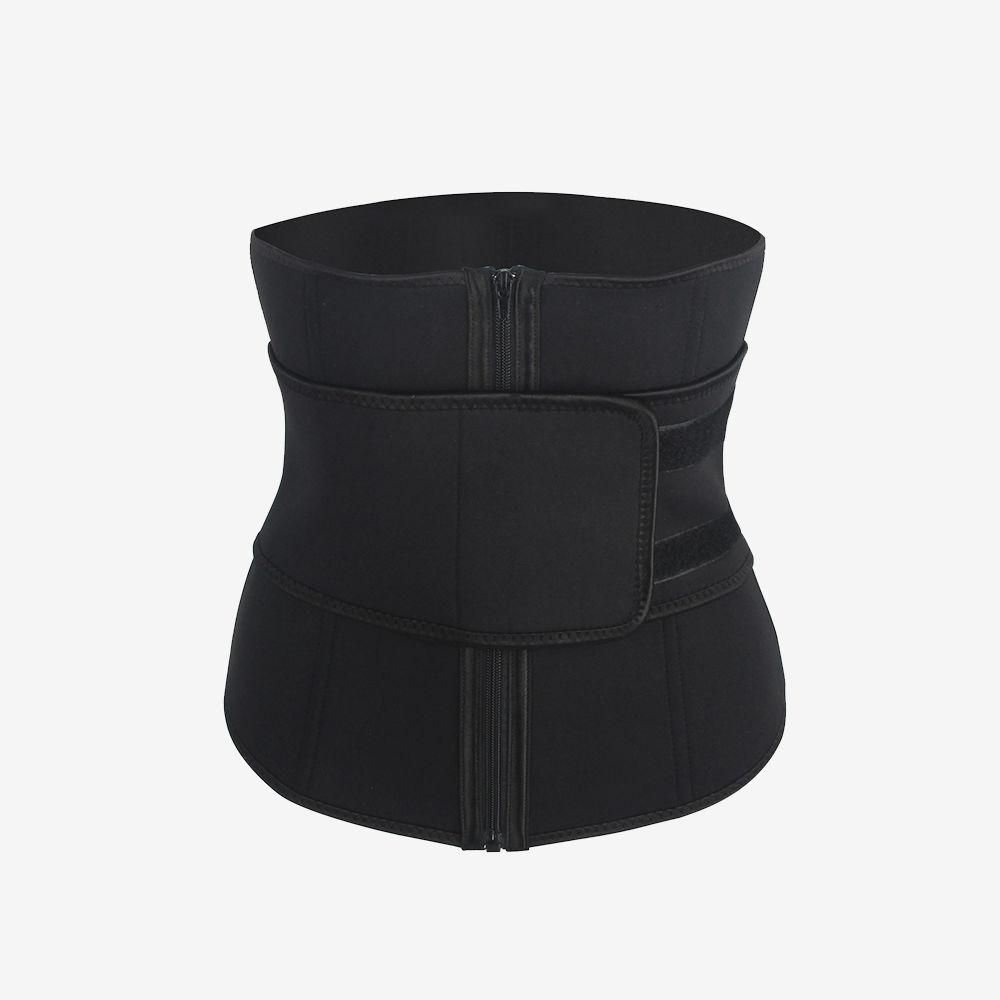 Sport Neoprene Velcro and Waist Cincher with Zipper | Sayfutclothing
