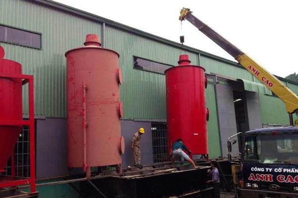 Biochar Production Equipment for Sale - Biochar Making Machine