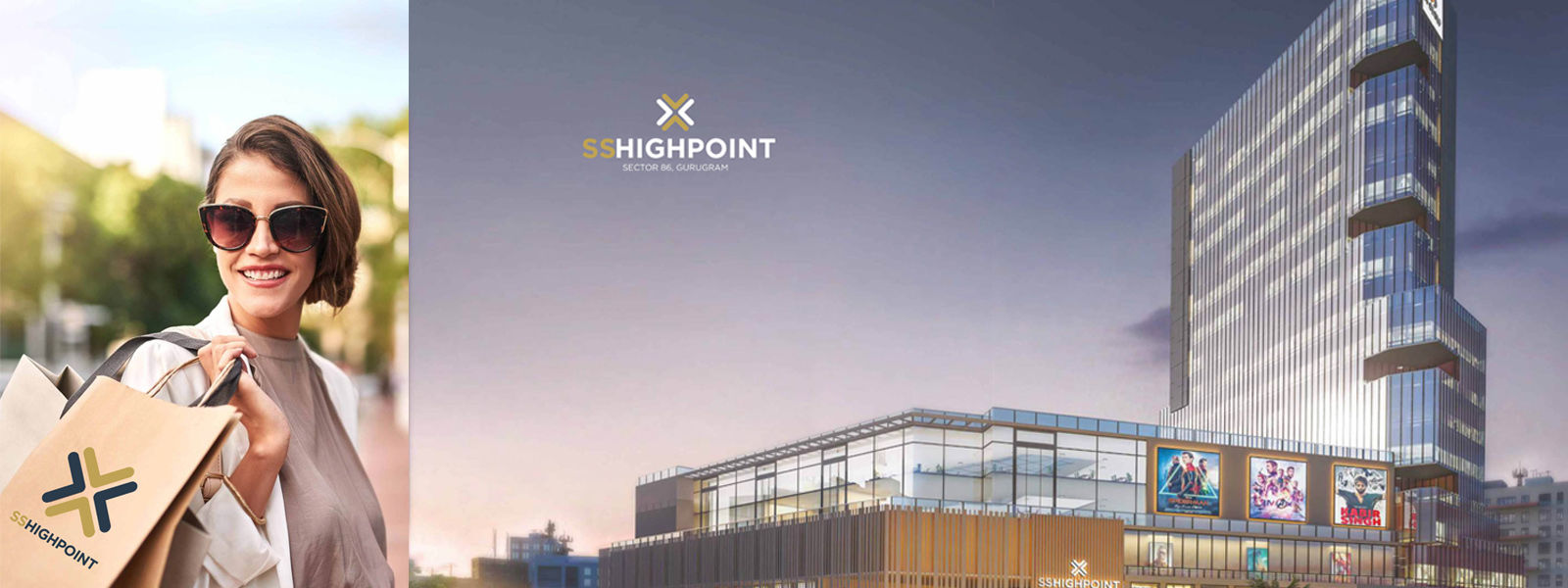 SS High Point in Sector 86 Gurgaon