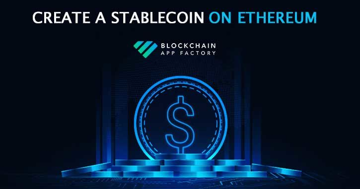 Stablecoin on Ethereum