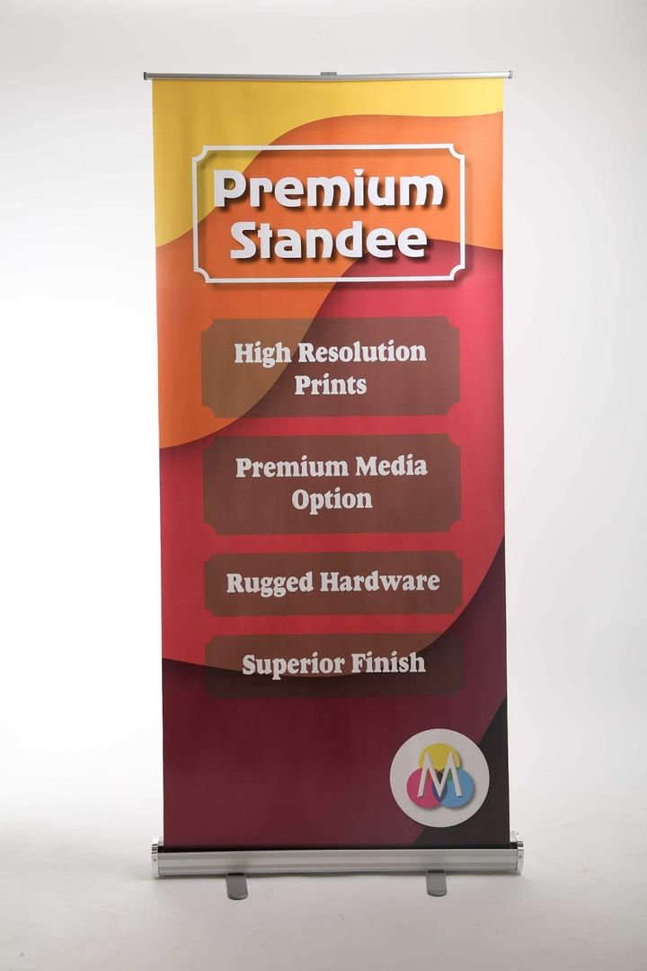 Market Your Brand With Best Standee Banner