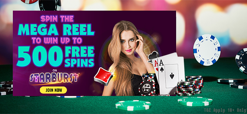 Delicious Slots: win 500 free spins on starburst slots uk!