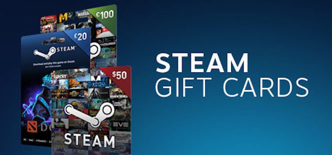 How you can Redeem Steam Gift Cards