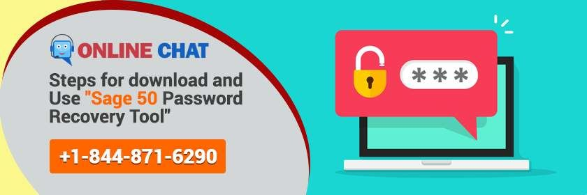 """Steps for download and Use """"Sage 50 Password Recovery Tool"""""""