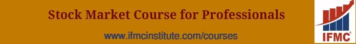Stock Market Course for Professionals, Course for Share Trading | IFMC Institute