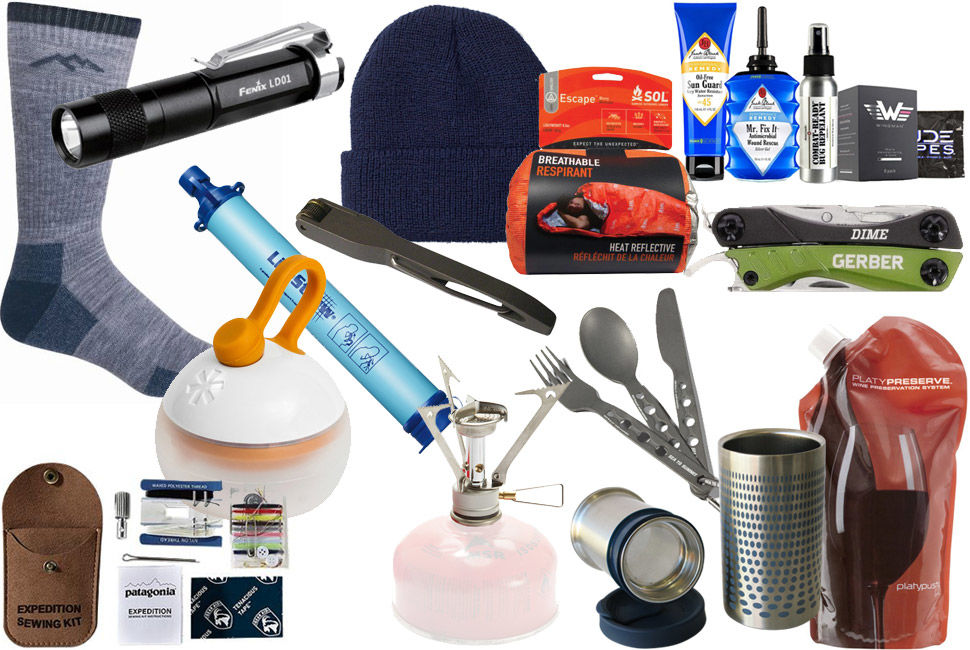 Backpacking Equipment To Save Your Life