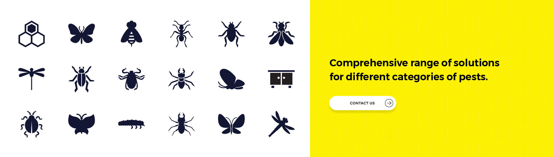 Find The Best Industrial Pest Control Operator in India