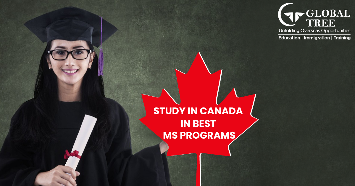 Study in Canada with Top MS Courses – Global Tree