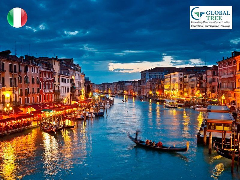 Study in Italy Education Consultants – Global Tree