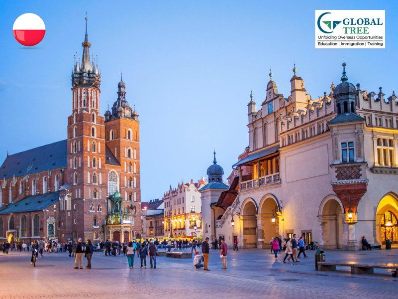 Study in Poland and learn innovative methods