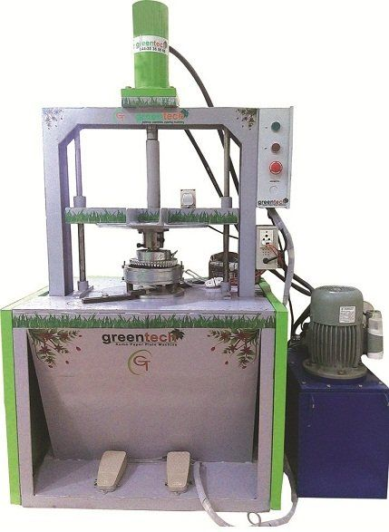 Low Cost Paper Plate Machine Manufacturers