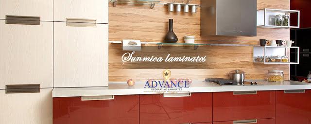 Advance Decorative Laminates Manufacturing in India : Importance of Sunmica - Sunmica Price - Sunmica Catalogue