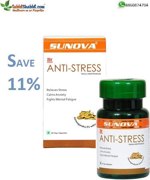 Sunova Anti stress