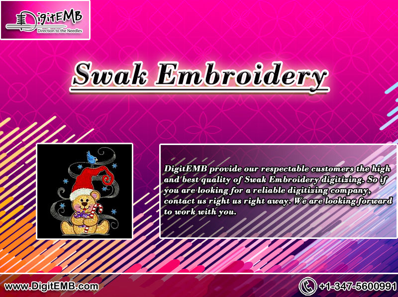 Swak Embroidery
