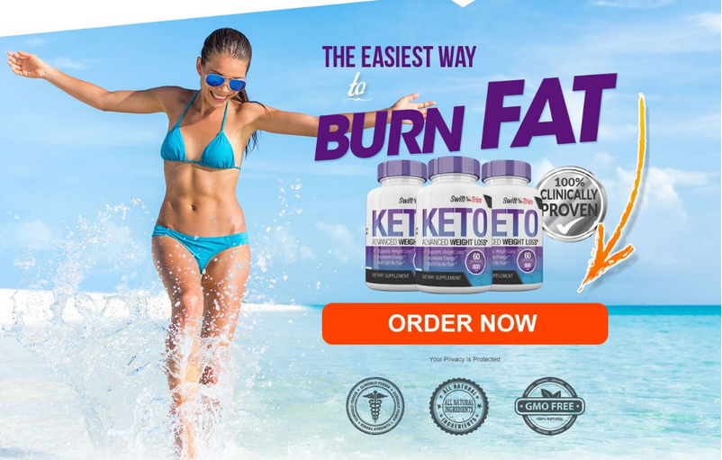 Swift Trim Keto : Pills With Properties Of Burning Unwanted Body Fat!