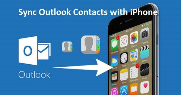 How to Sync Outlook Contacts with iPhone | office.com/setup