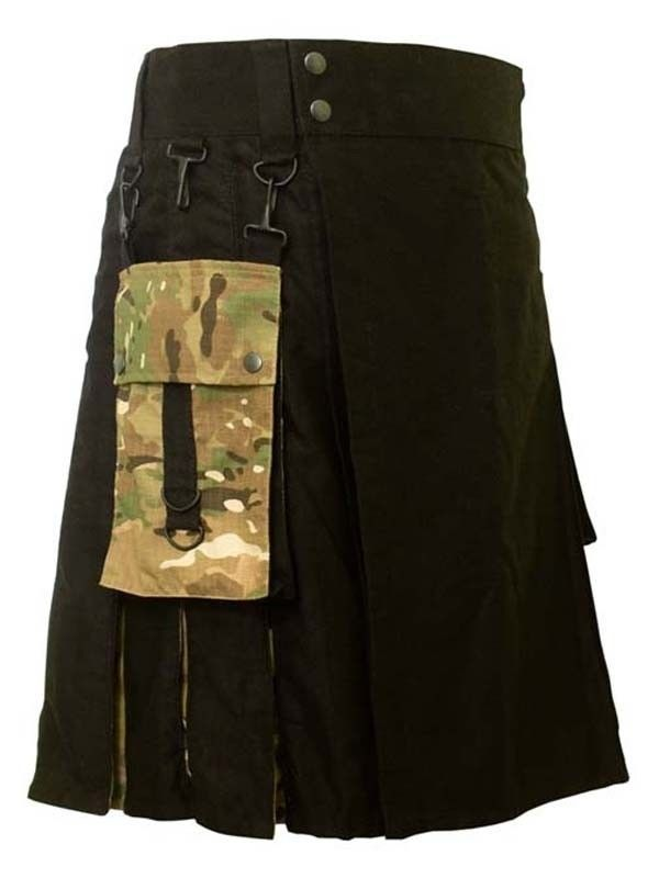 Hybrid Tactical Kilt - Modern Hybrid Tactical Kilt for Men $89