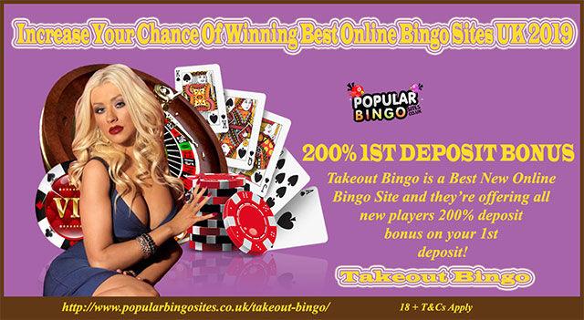Increase Your Chance Of Winning Best Online Bingo Sites UK