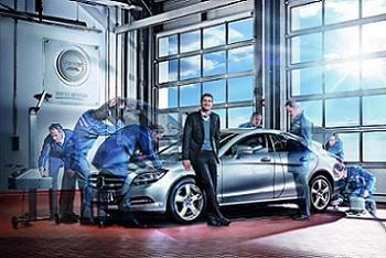 El mantenimiento de su coche en un taller Mercedes especializado – el resetario gourmet
