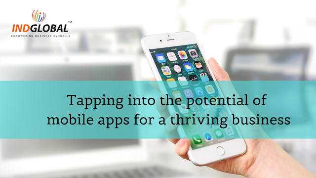 Tapping into the potential of mobile apps for a thriving business