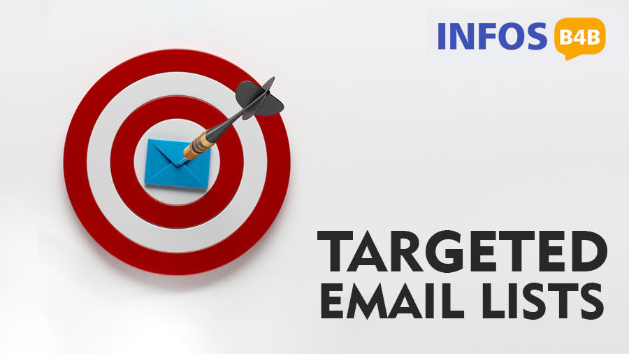 Targeted Email Lists | Targeted Mailing Lists | Infos B4B