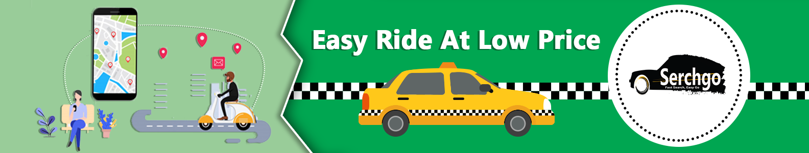 Get Best Deals On Search Go: Book Taxi Online Now!