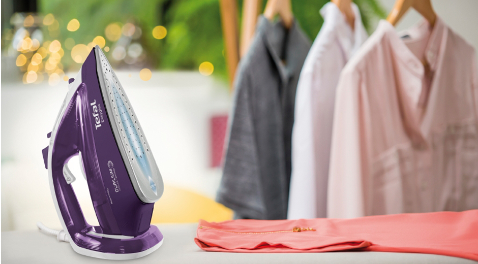 How to Iron Clothes with a Steam Iron?
