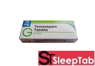Temazepam UK