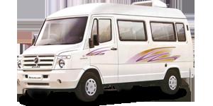 Luxury Tempo Traveller in Delhi NCR