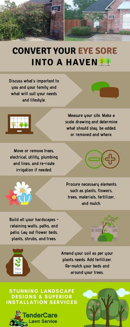 How To Update Your Landscaping in Lake Charles