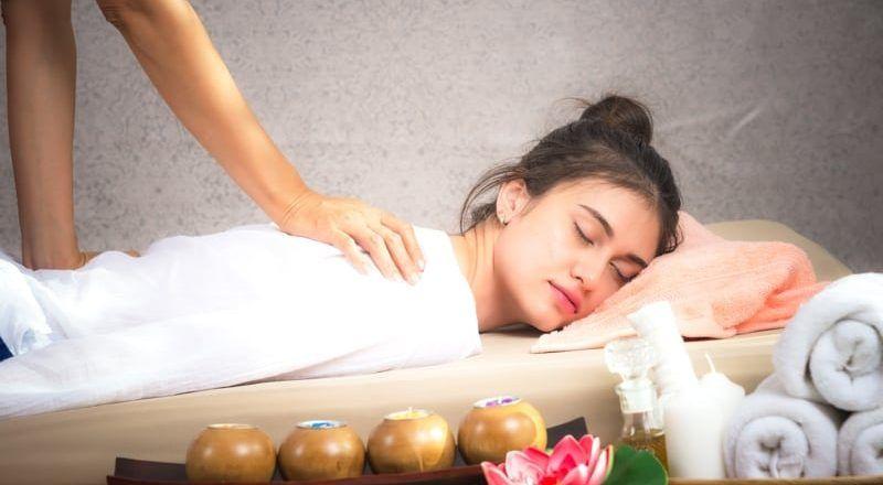 Thai Body to Body Massage in Delhi NCR