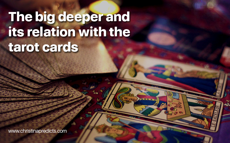 The Big Dipper And its Relation With The Tarot Cards