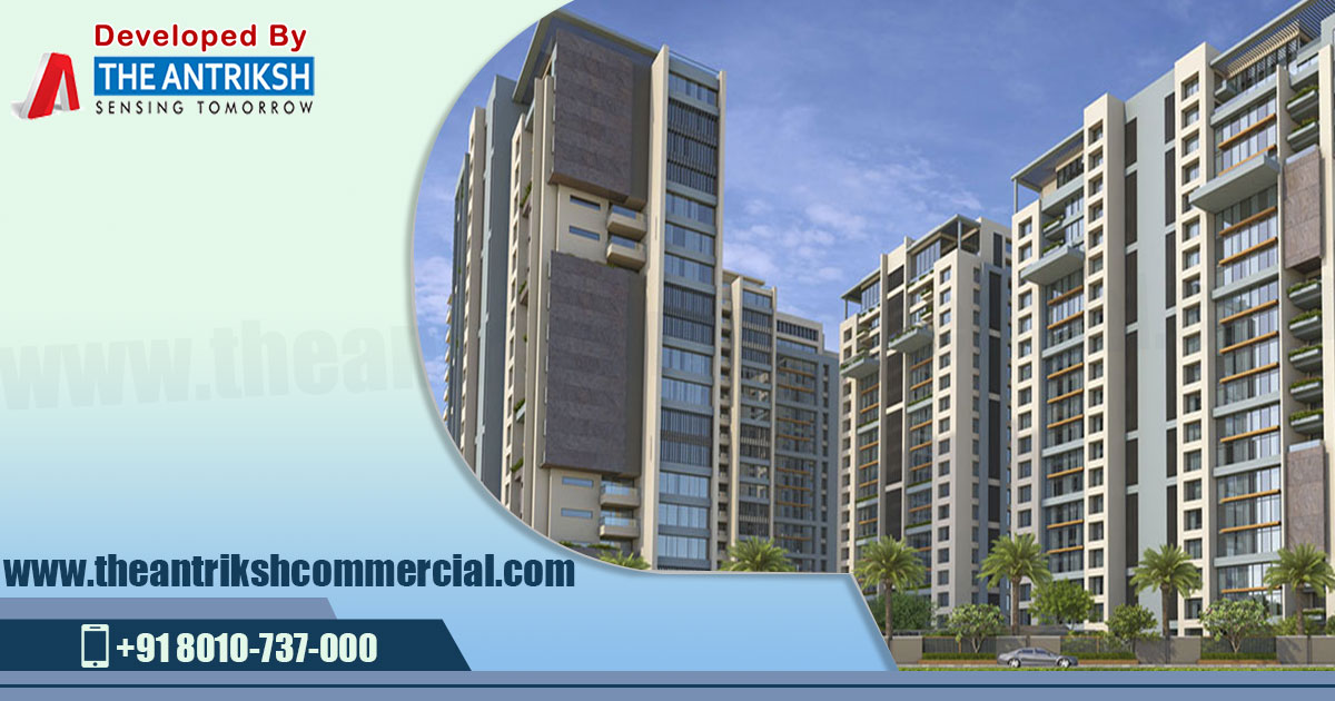 HELPING YOU FIND YOUR COMMERCIAL SPACES AT THE ANTRIKSH COMMERCIAL