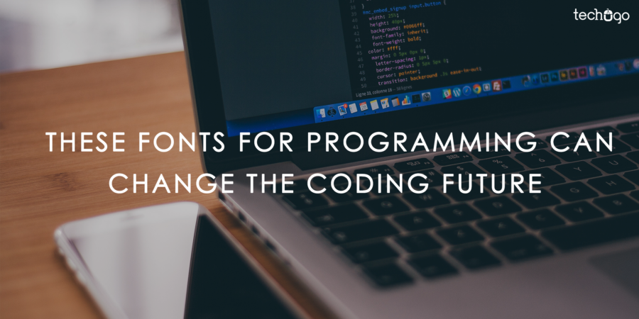 These Fonts For Programming Can Change The Coding Future
