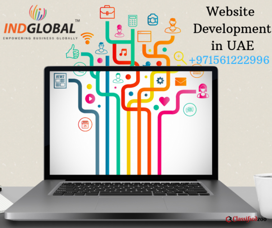 Website Development Company in Dubai | Indglobal, Sharjah