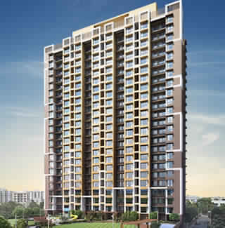 2 BHK Flat For Sale in Borivali East, Mumbai at Chandak Group