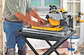 How To Use A Tile Saw?