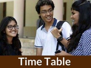 HBSE 12th Time Table 2019- Haryana Board 12th Class Date Sheet
