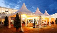 Conoce los tipos de carpas para eventos disponibles en el mercado | GestaGrup