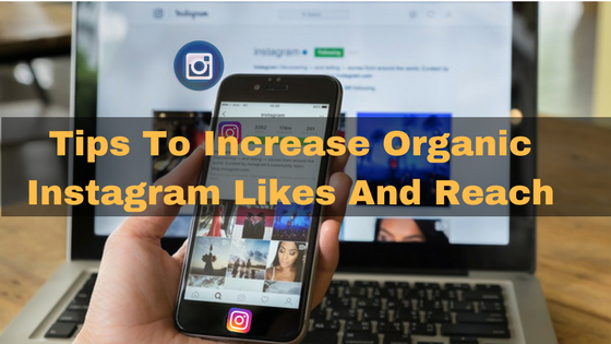 Tips To Increase Organic Instagram Likes And Reach | GenuineLikes | Blog