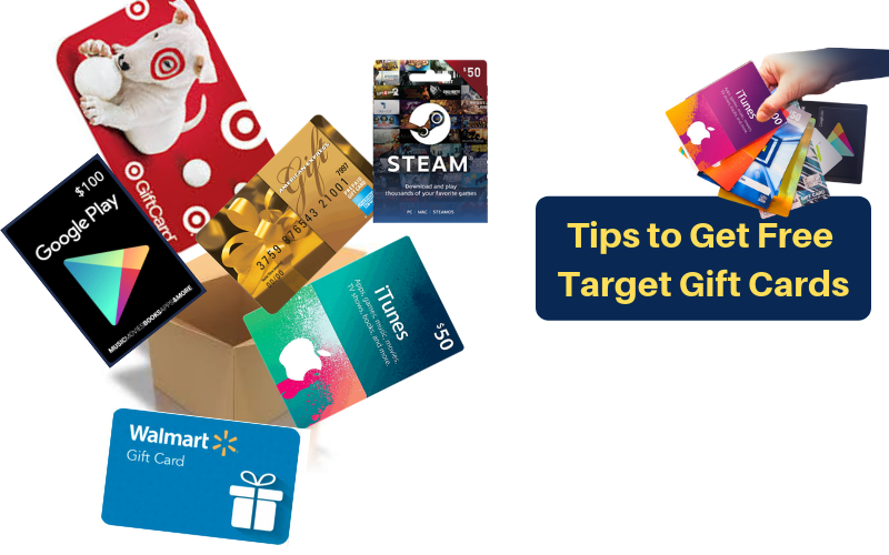 How Can You Get Free Target Gift Cards?