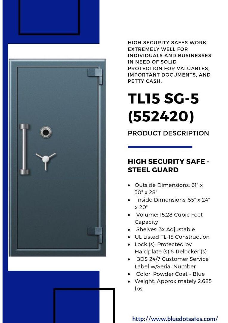TL15 SG-5 (552420)