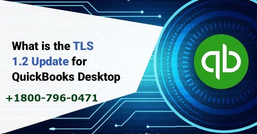 Update TLS 1.2 For QuickBooks Desktop