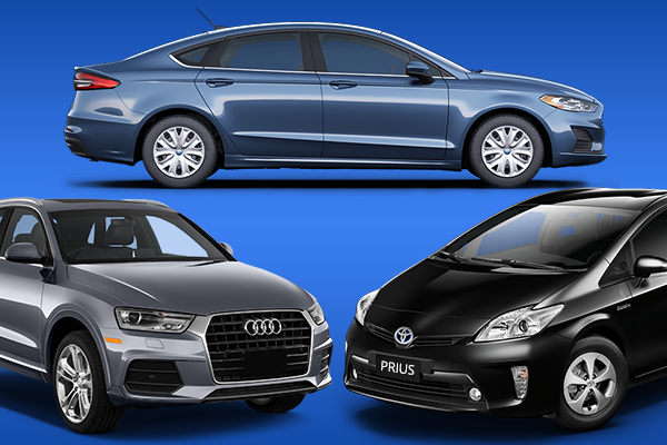 Top 10 Most Reliable Cars of 2019