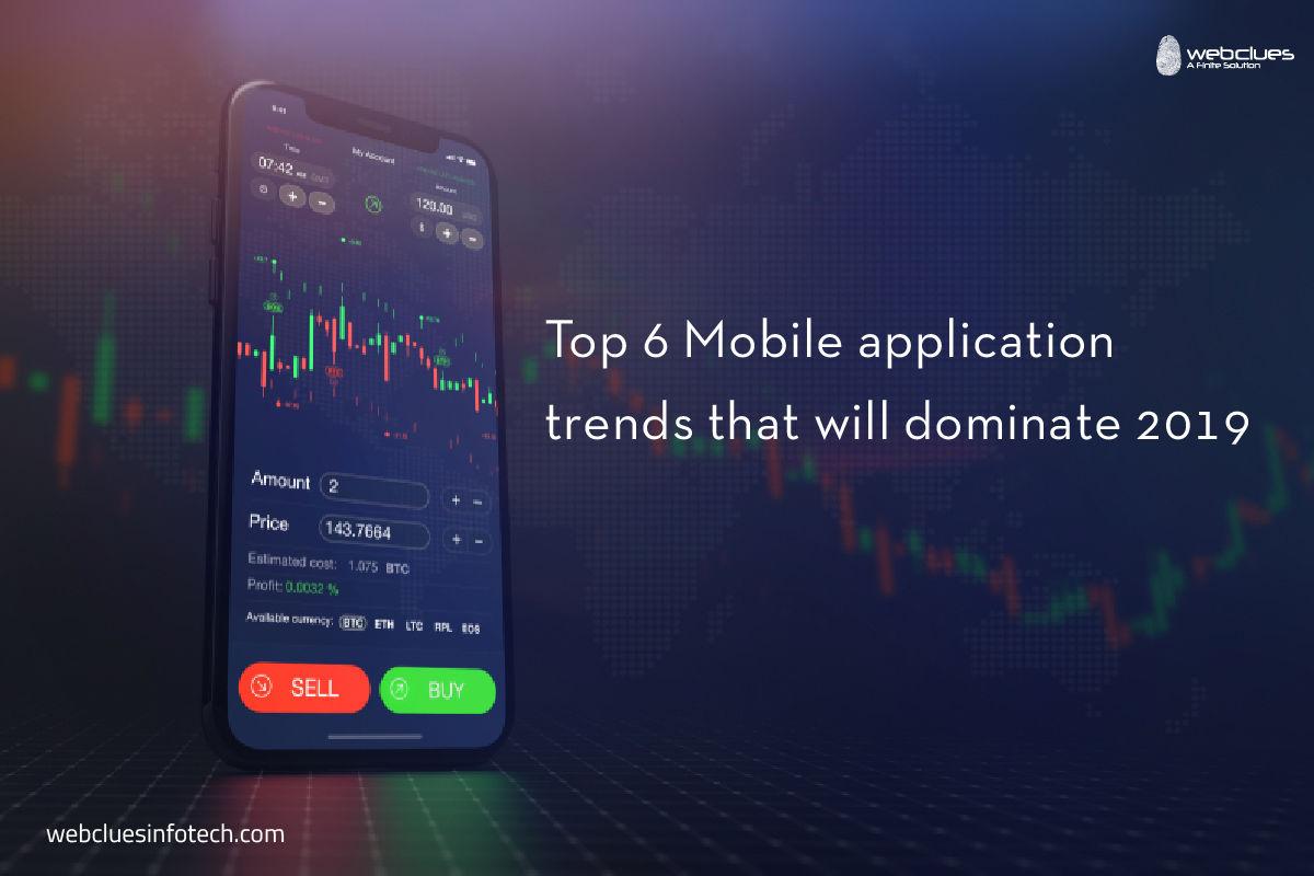 Top Mobile App Development Company USA   WebClues Infotech