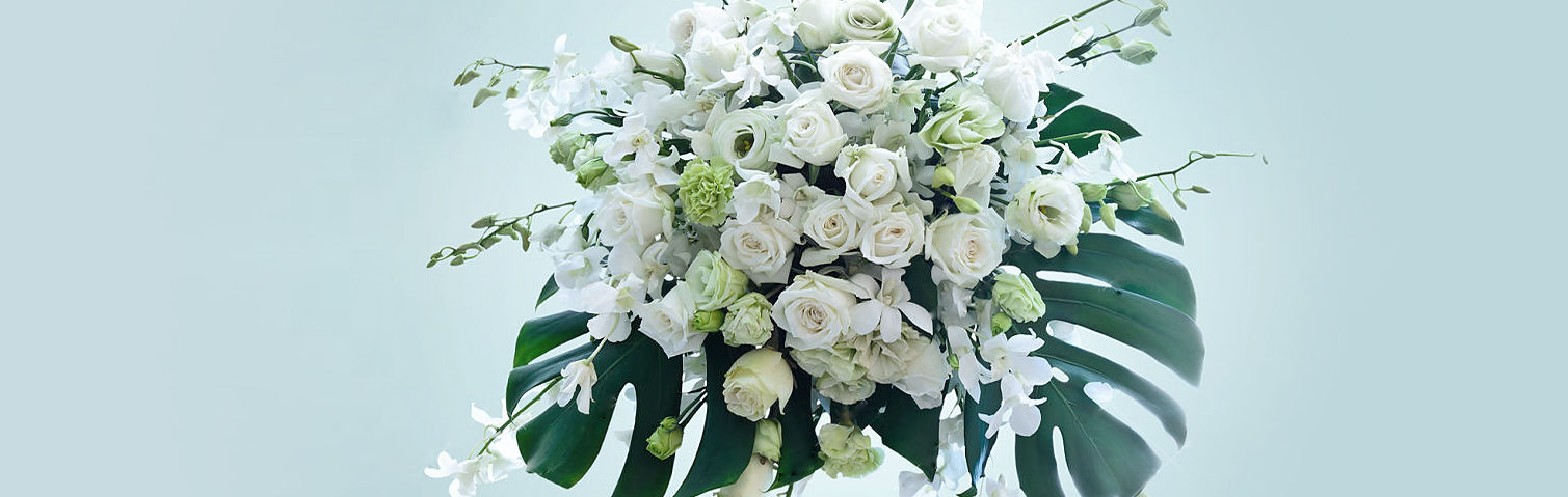 Funeral Flowers West Midlands | Order Funeral Flowers to West Midlands