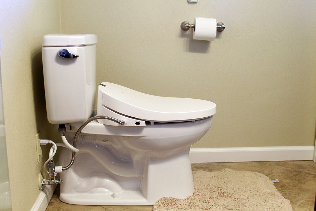 Bidet Toilet Seat Water Warming Systems