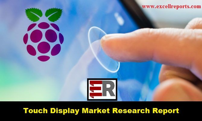 Touch Display Market Technology Trends in Future, Status and Forecast 2024