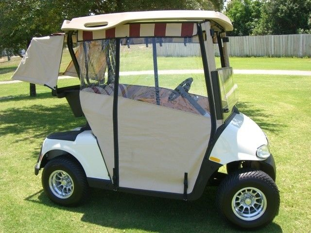 Make a Golf Cart Cover – Review Part